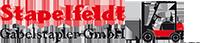 Stapelfeldt Gabelstapler Logo